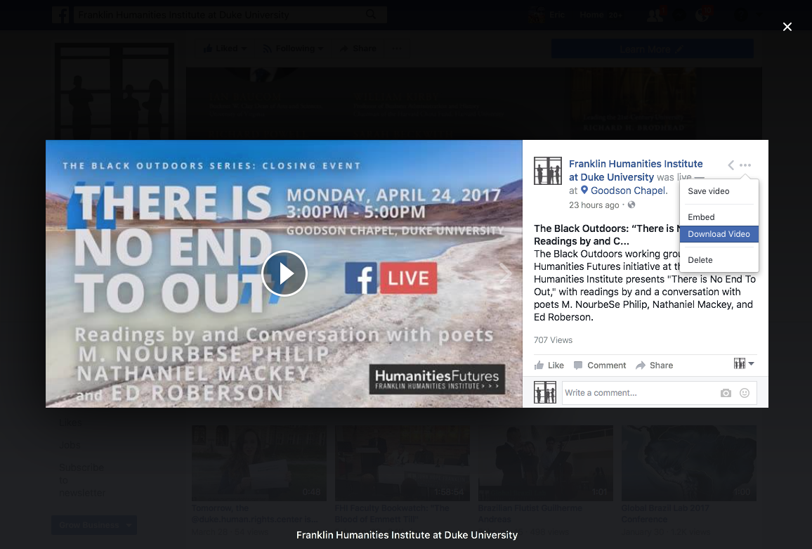 Can't get FB Live to be HD - Wirecast Streaming-Recording Q&A